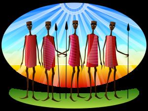 Stylized_Masai
