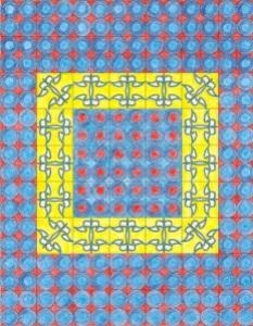 Mandala # 10 Intricate pattern.